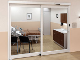 Automatic Door Installations For Hospital ICU